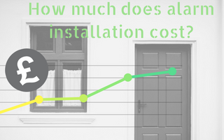 How Much Does It Cost to Install an Alarm System?